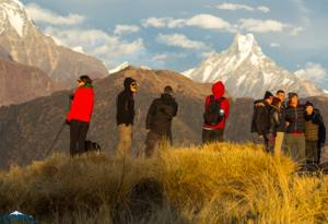 5 wonderful short treks in nepal