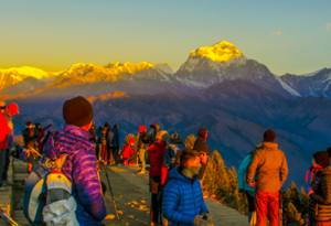 Easy Best Short View Point Trekking in Nepal