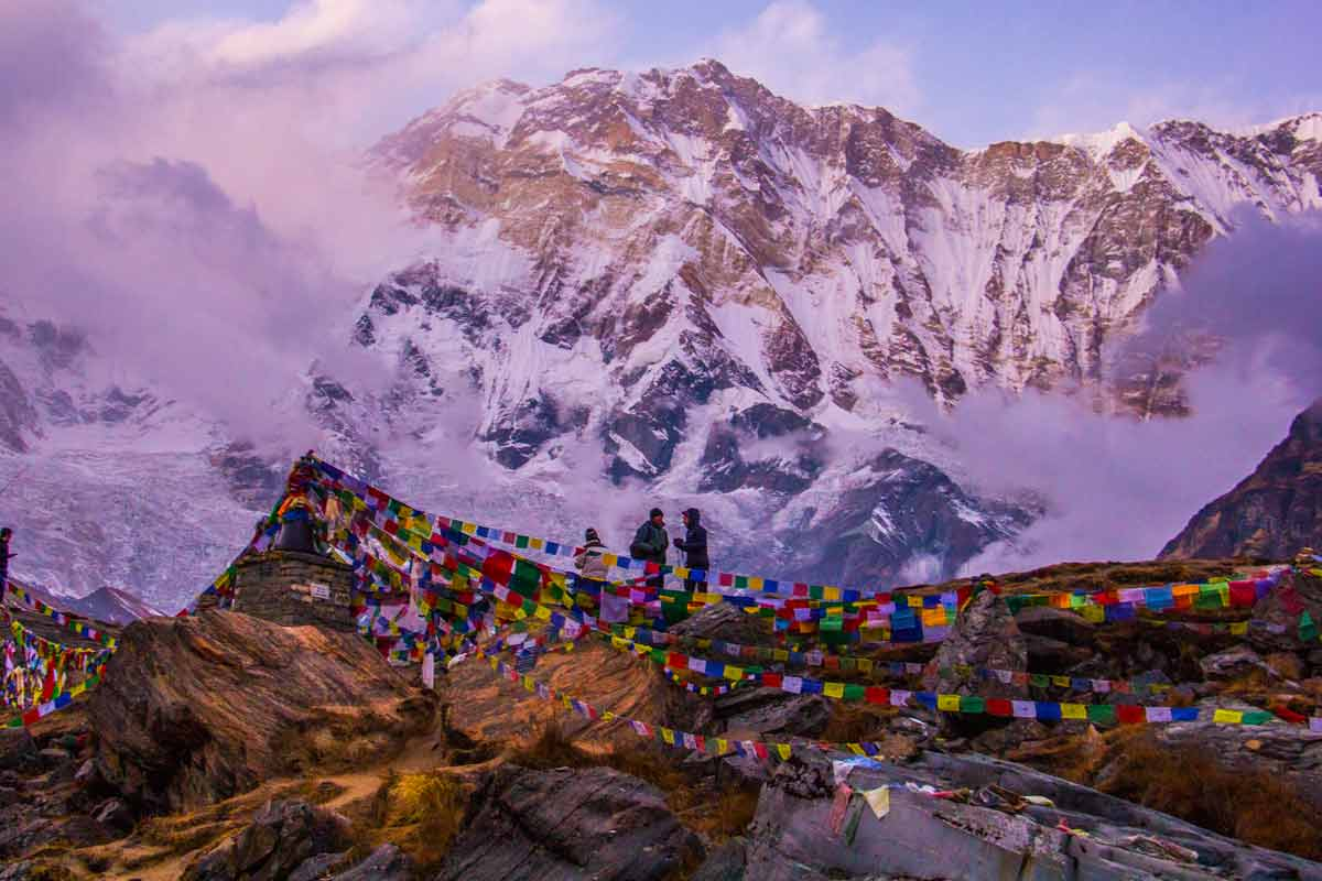 annapurna tenth highest mountain of the world