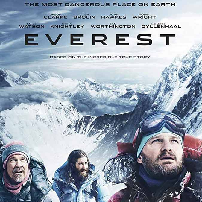 everest best adventure movie