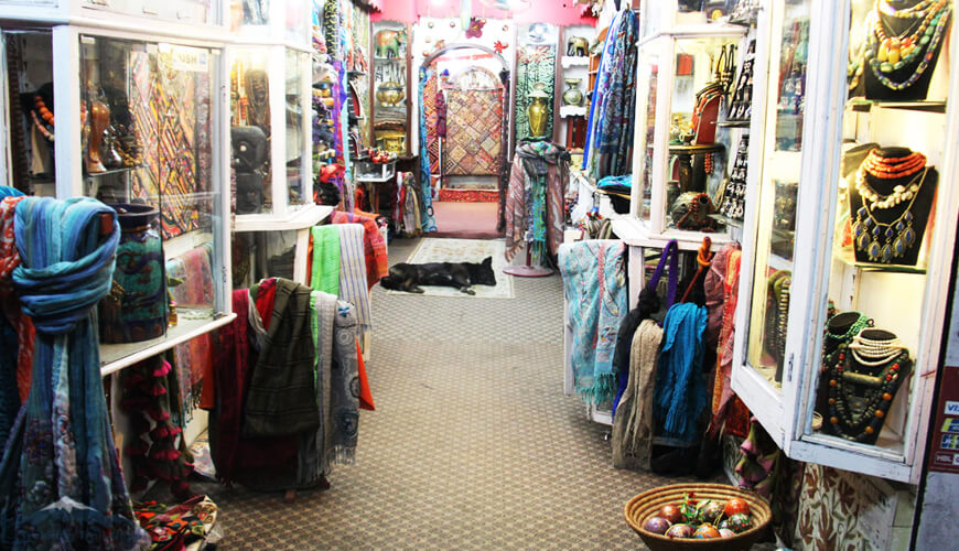 handicraft in kathamandu shopping tour