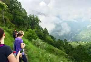 Mohare Danda Monsoon Trek