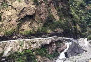 Road Trail to Everest; Lukla