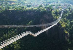 Second Highest Bungee of the world