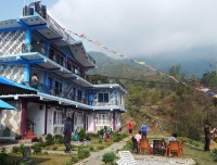 Siding Village Tea House, Mardi Himal Trekking