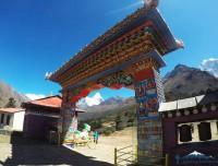 Amadablam Luxury Trek View