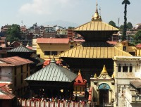 Pashupatinath - Hindu Shrine