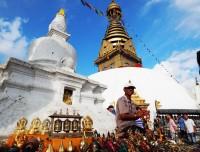 Swayambhunath Buddhist Heritage Site