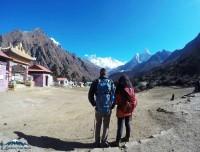 Everest Amadablam Luxury Trek