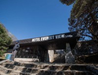 everest view hotel luxury trek