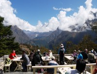 everest view trek breakfast