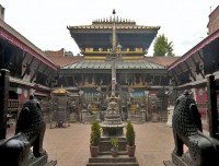 golden temple of patan durbar square