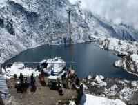 GosaiKunda Lake of Langtang Valley Trekking