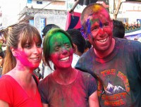 Holi Tour in Nepal