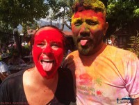 Holi Tour Nepal Colours