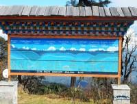 jigme singye himalayan range of bhutan