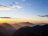 Landscape from mohare danda trekking