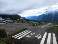 Lukla Airport-Everest Base Camp Trekking Point