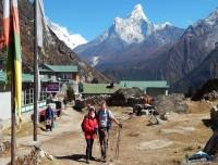 Luxury Amadablam Trekking