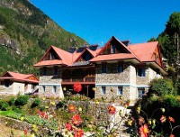 luxury lodge of ebc trek