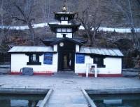 muktinath temple 3800 m