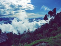 nagarkot dhulikhel hiking view