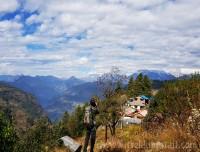 Nagi Village of Mohare Danda Trekking