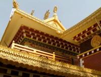 golden monastery of namobuddha
