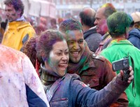 Nepal Holi Tour