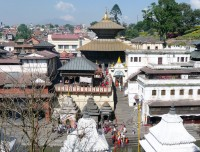pashupatinath temple, hindu shrine
