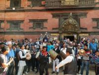 Patan Durbar Square Festival