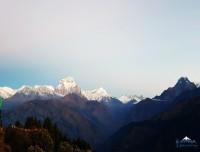 poon hill 3 days trekking