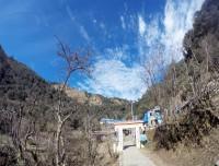 Poon Hill Gate of Ghorepani