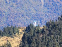 Poon Hill Tower from Mohare Danda