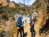 poon hill short trekking itinerary
