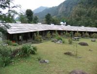 sanctuary lodge annapurna luxury trek