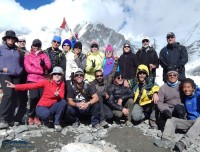 short everest base camp trek group