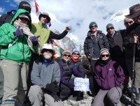 short everest base camp trek memories