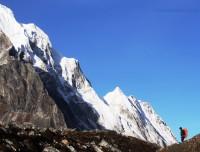 short manaslu pass trekking