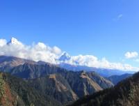 Splendid Views from Mohare Danda