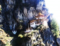tiger nest of paro