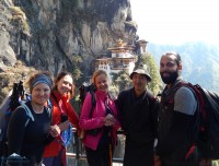tiger nest tour group