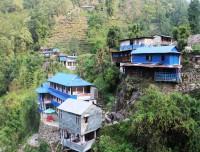 tikhedhunga river side tea house