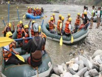 trisuli  river rafting groups