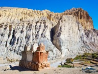 upper mustang trek view