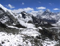 View Near Cho-La Pass