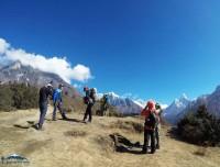 View From Everest Comfort Trek