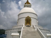 world peace stupa, scenic pokhara day tour