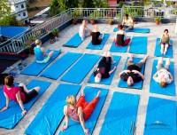 Yoga Ebc trek