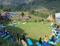 yoga trek in nepal things to do in nepal
